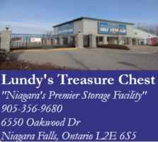 Lundys Treasure Chest