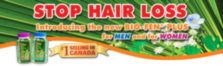 Stop Hair Loss With Biofen