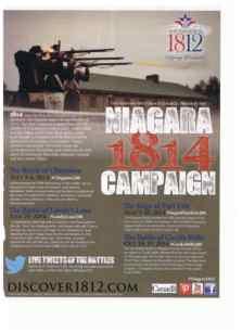 Niagara 1814 Campaign