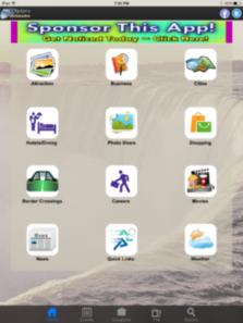 Explore Niagara App