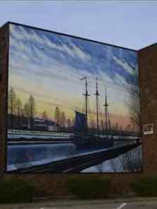 Welland Murals & City Of Welland