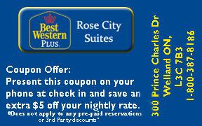 Best Western Rose City